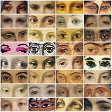 comunicare con gli occhi